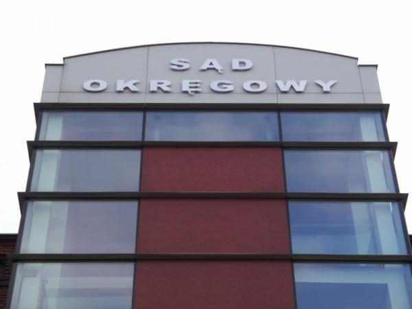 Sąd Okręgowy w Opolu [fot. Szymon Krawczyk]