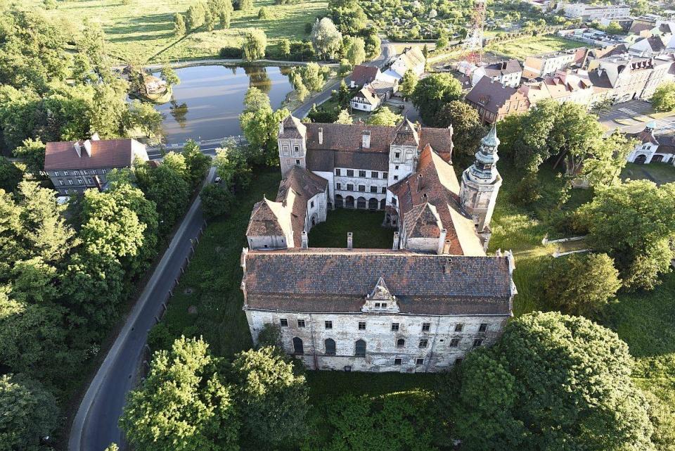 Zamek w Niemodlinie [fot. Fundacja na rzecz Zamku Książęcego Niemodlin 1313