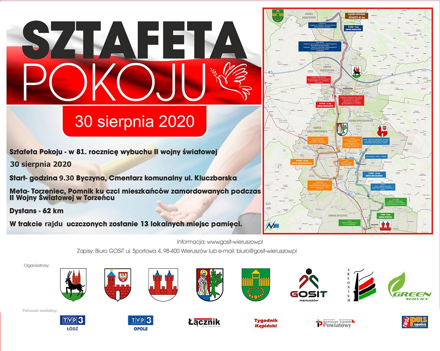 Sztafeta Pokoju 2020