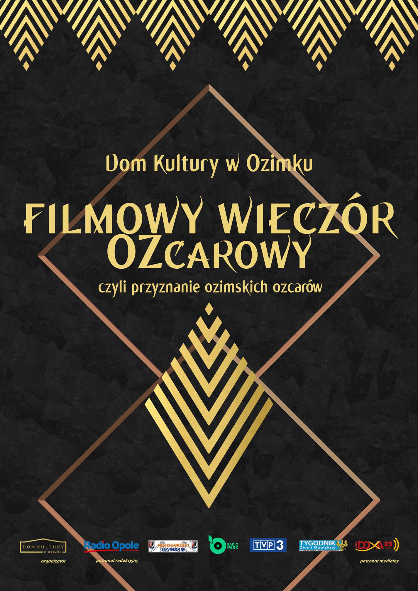 Filmowy Wieczór OZcarowy, czyli przyznanie ozimskich OZcarów