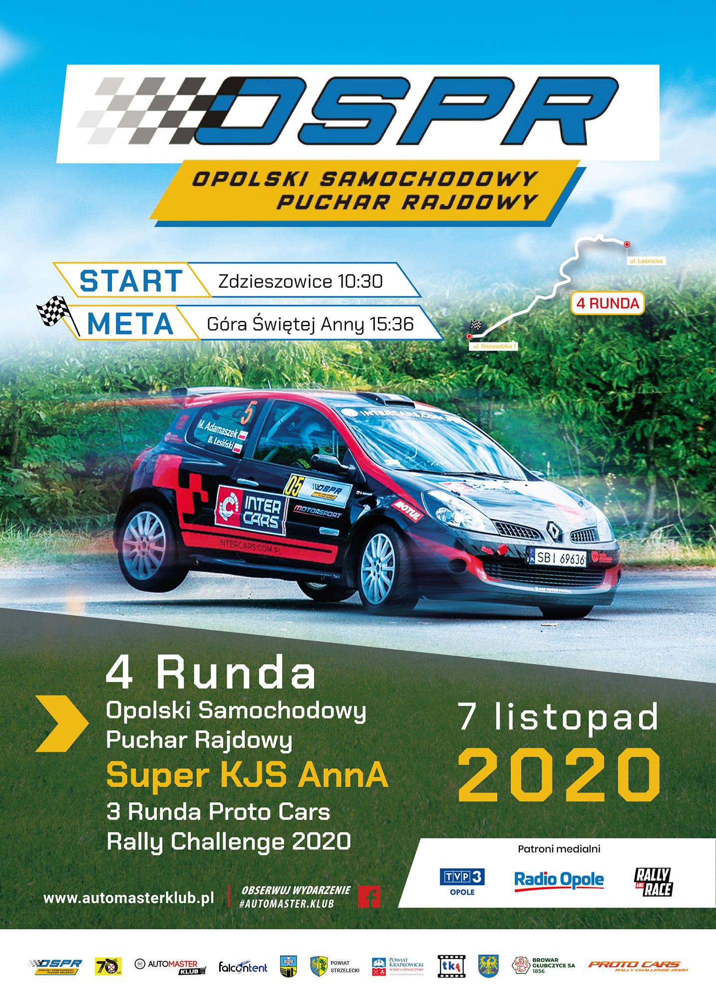 Opolski Samochodowy Puchar Rajdowy