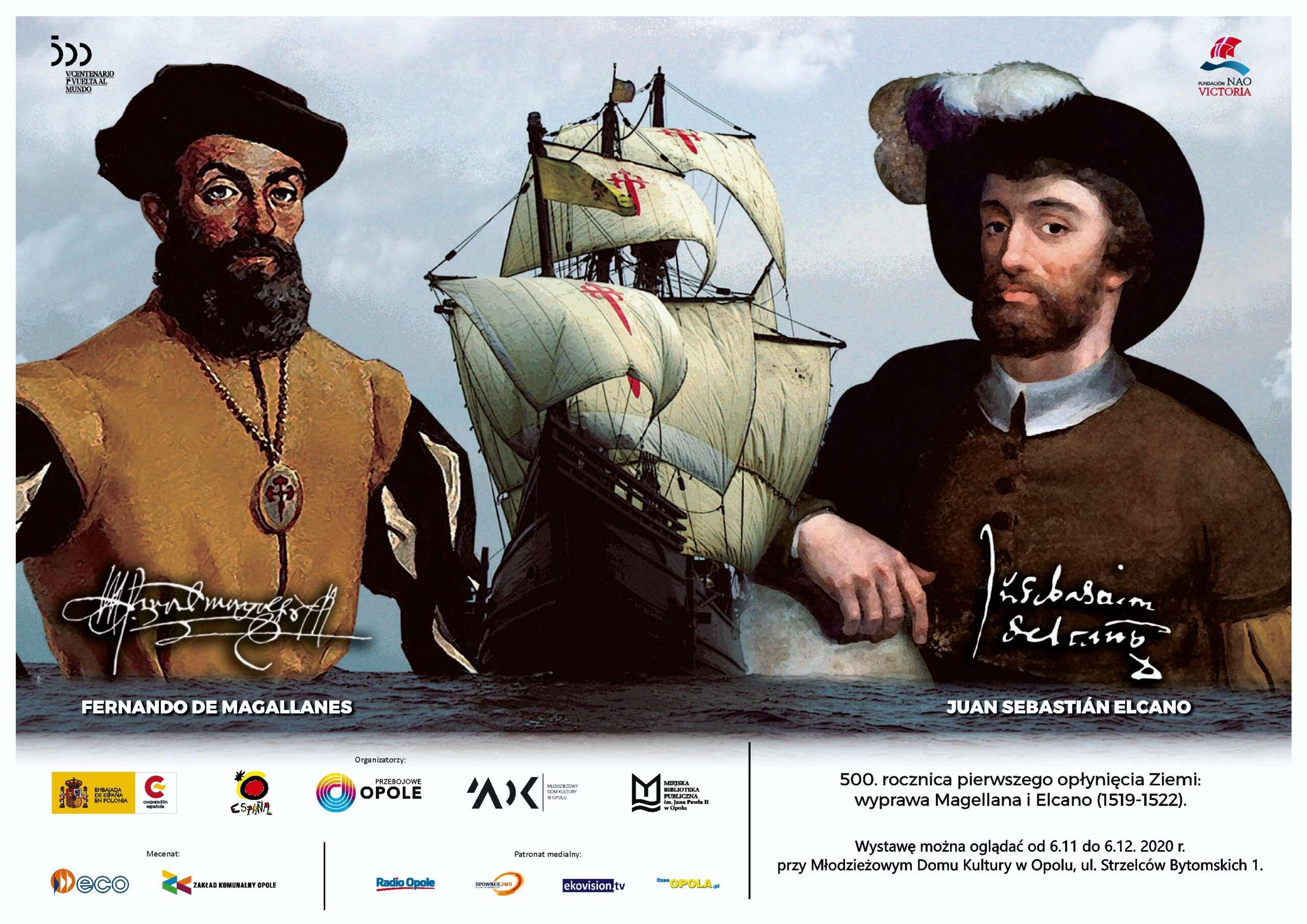 Wystawa o 500. rocznicy pierwszego opłynięcia Ziemi przez Magellana i Elcano jeszcze tylko do 6 grudnia