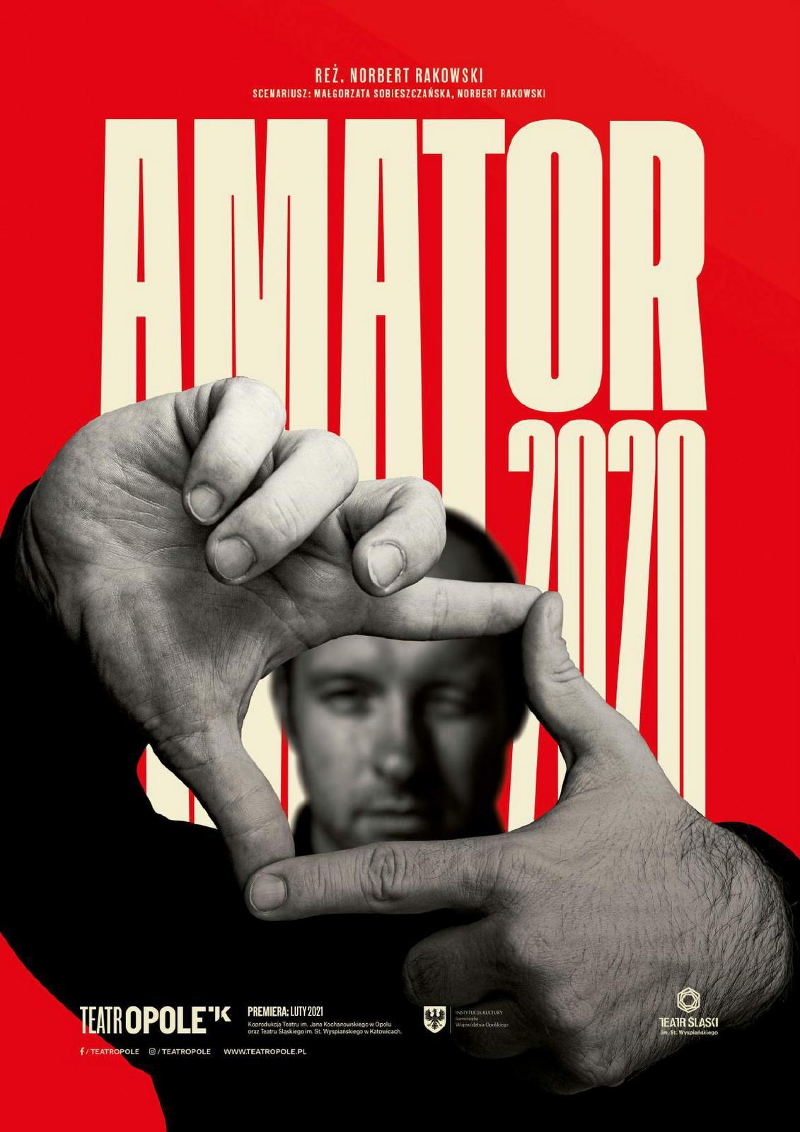 'Amator' w reż. Norberta Rakowskiego [materiały organizatora]