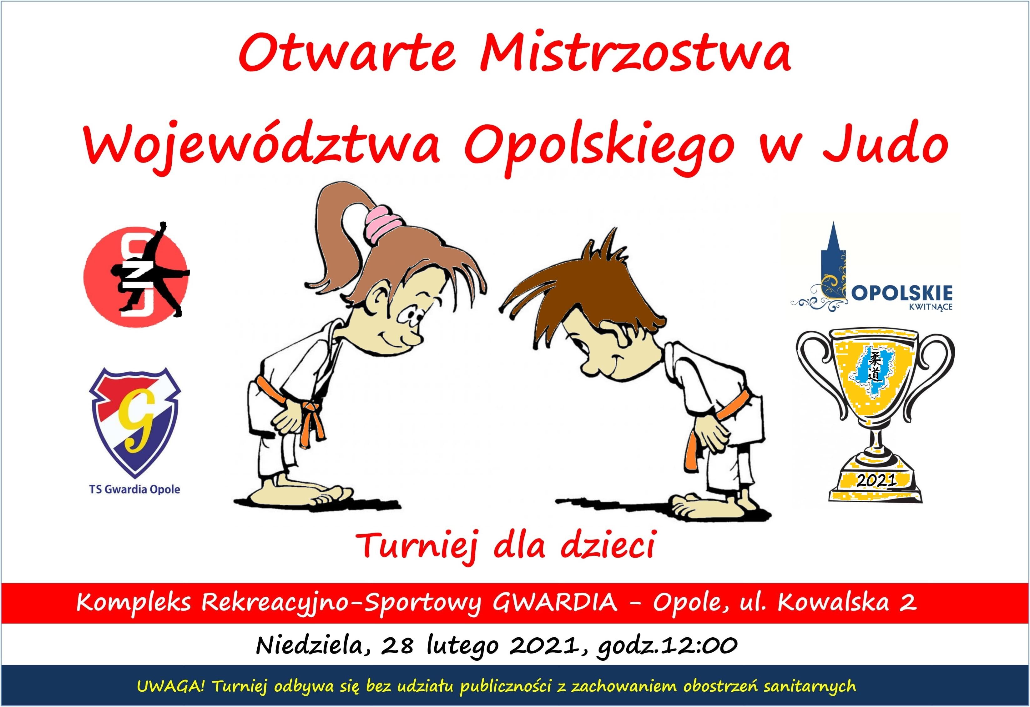 W Opolu zapowiada się sportowy weekend pod znakiem judo [materiały organizatora]