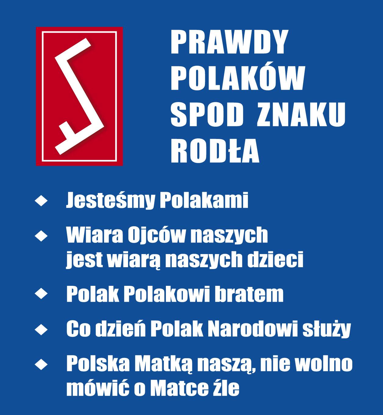 II Ogólnopolski i Polonijny Konkurs Plastyczny pt. Prawdy Polaków spod Znaku Rodła – katechizmem narodowym Polaków w XXI wieku