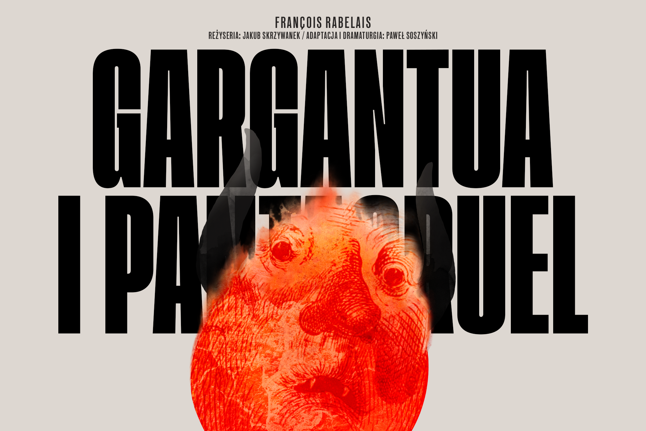"""Będzie premiera! """"Gargantua i Pantagruel"""" na scenie Modelatornia do obejrzenia on-line od piątku"""