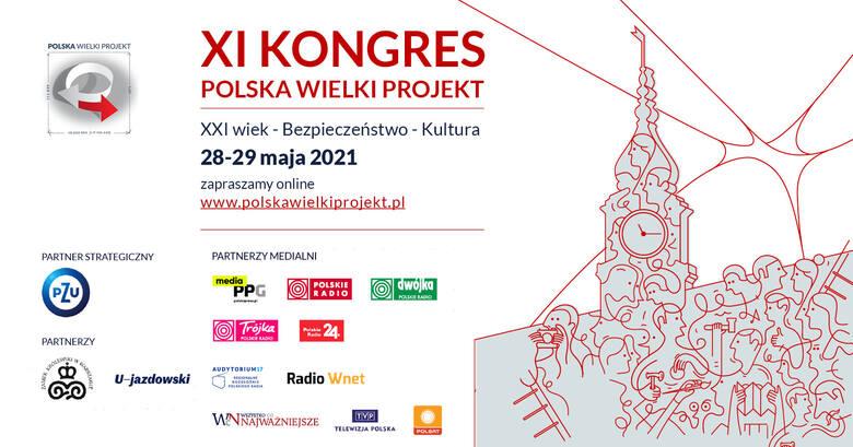 Zbliża się pierwsza odsłona XI Kongresu Polska Wielki Projekt – poznaj szczegóły! [materiały organizatora]