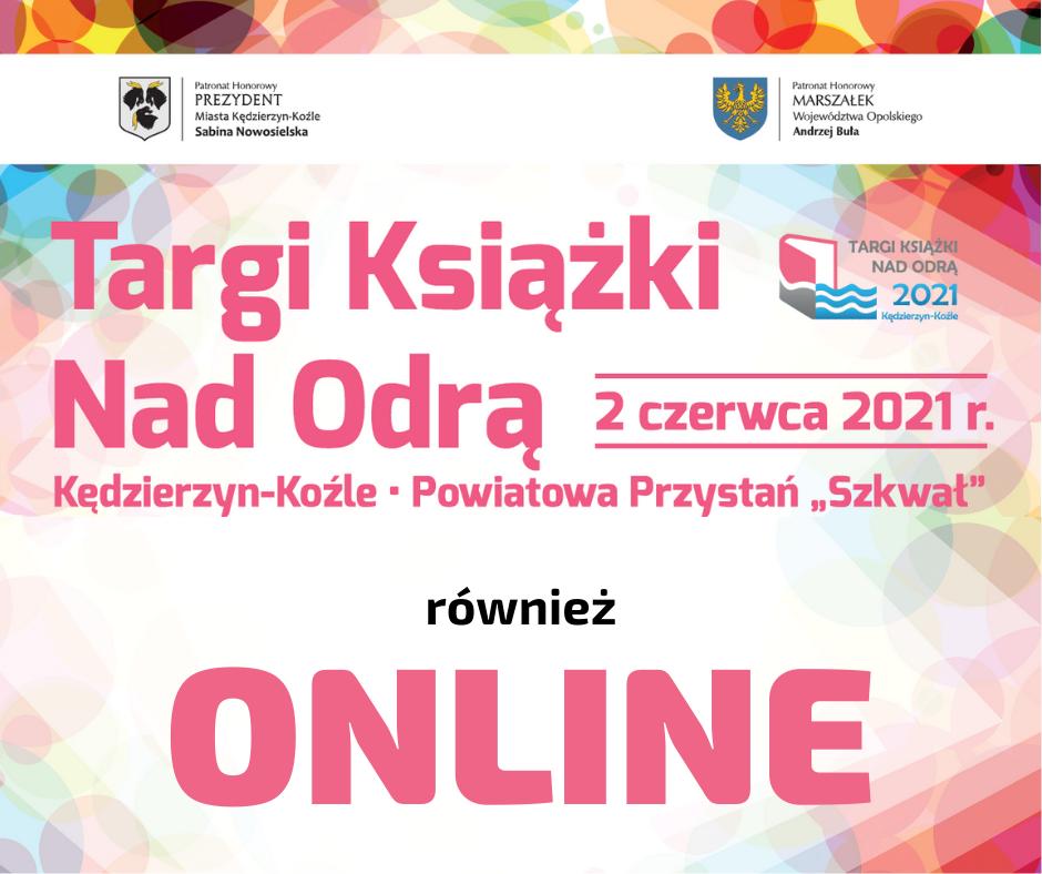 Targi książki i spotkania autorskie w Kędzierzynie-Koźlu przez całą środę (02.06)