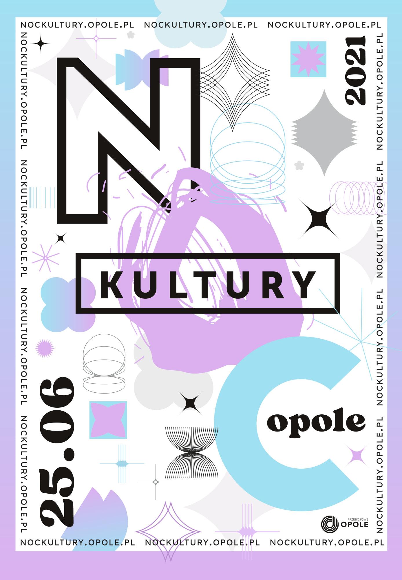 Noc Kultury w Opolu już w piątek 25 czerwca 2021!