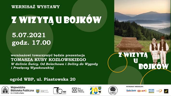 """Wystawę """"Z wizytą u Bojków"""" można oglądać do 30 lipca w Galerii WuBePe"""