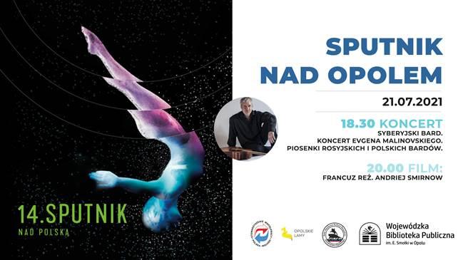 Replika Festiwalu Filmów Rosyjskich 'Sputnik nad Polską' zawita do Opola