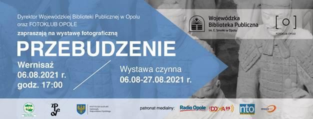 """Wystawa fotograficzna """"Przebudzenie"""" w Galerii WuBePe w Opolu [materiały organizatora]"""