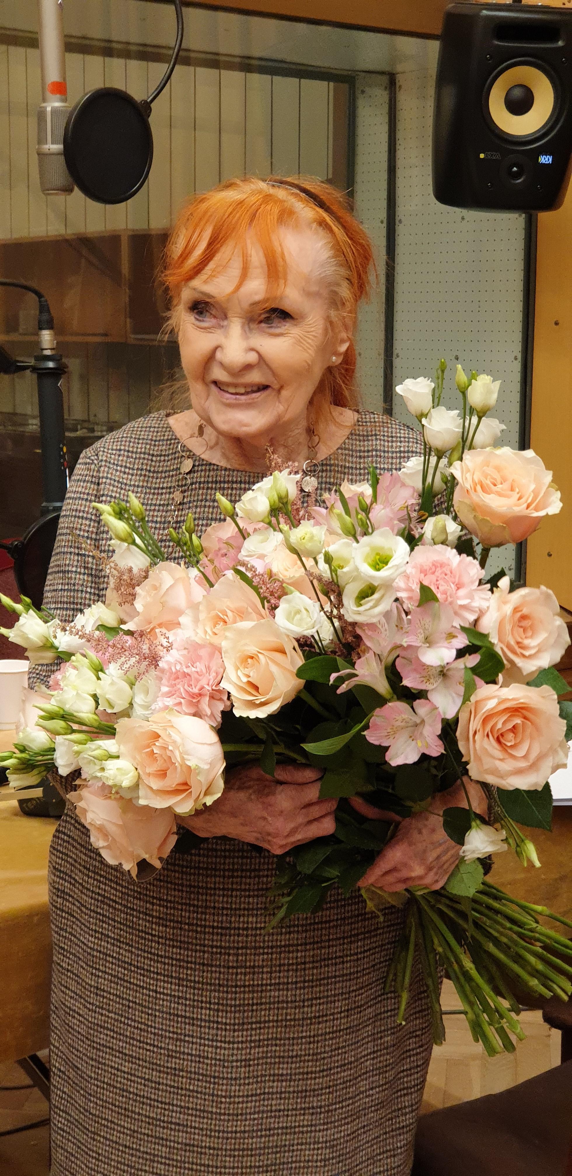 Barbara Krafftówna [fot. RDC]