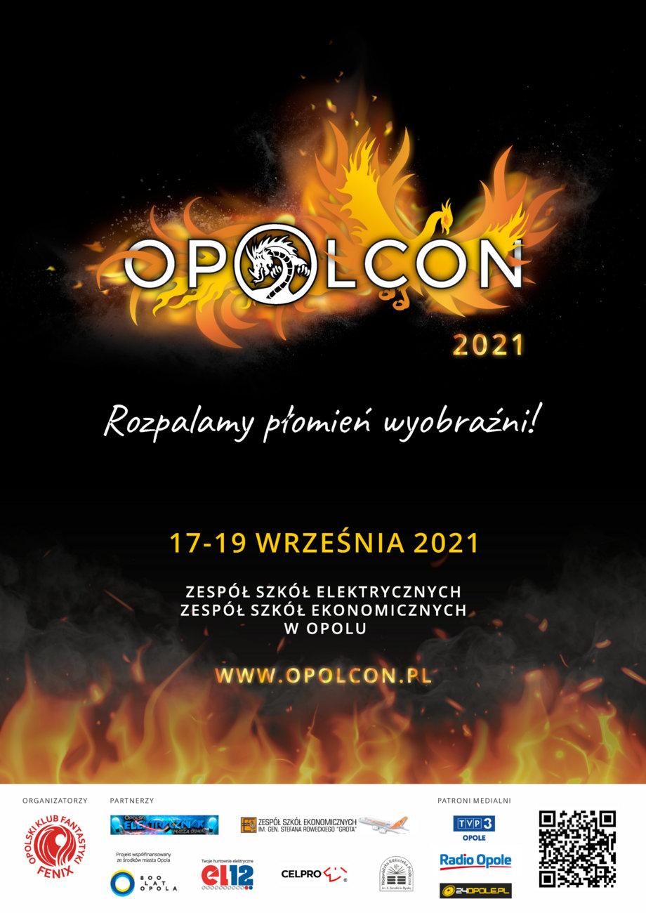 Fani fantastyki spotkają się w Opolu – Opolcon 2021 już w weekend! [fot. materiały organizatora]