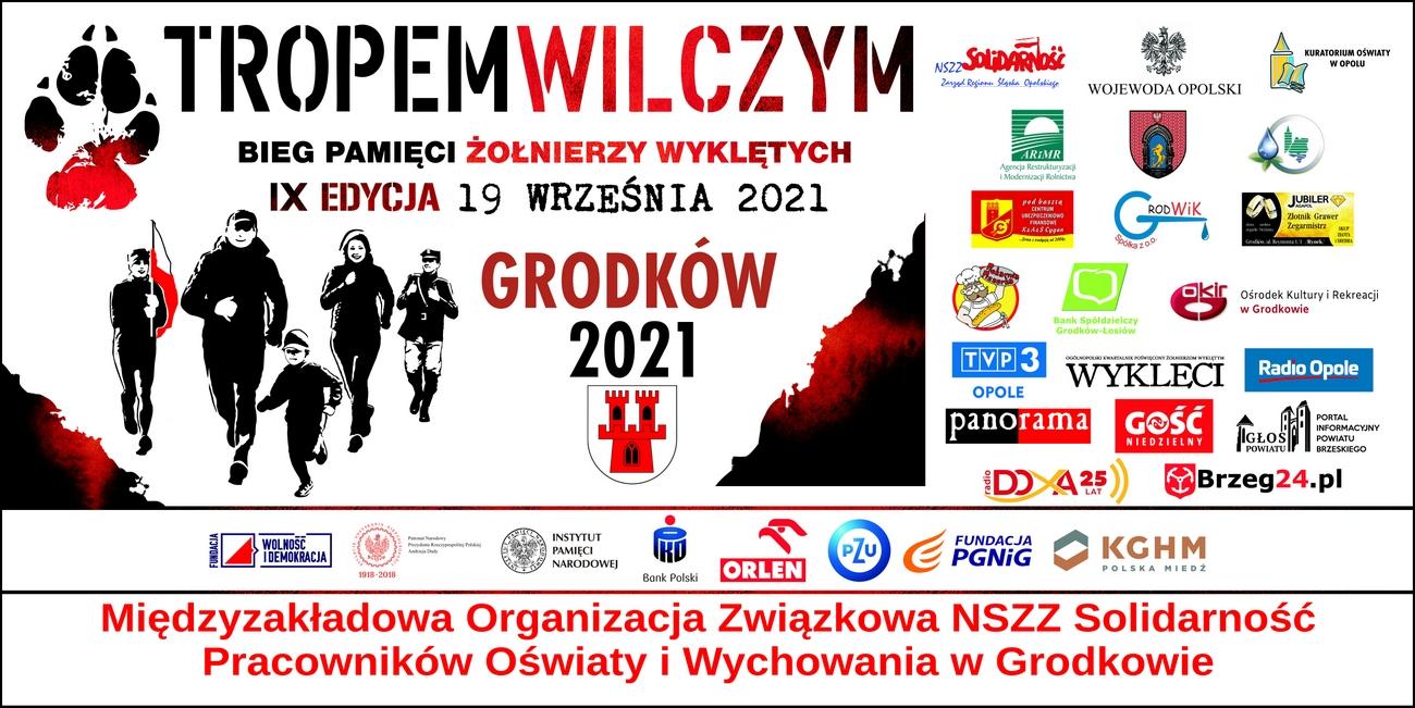 Po raz piąty w Grodkowie pobiegną Tropem Wilczym [fot. materiały organizatora]
