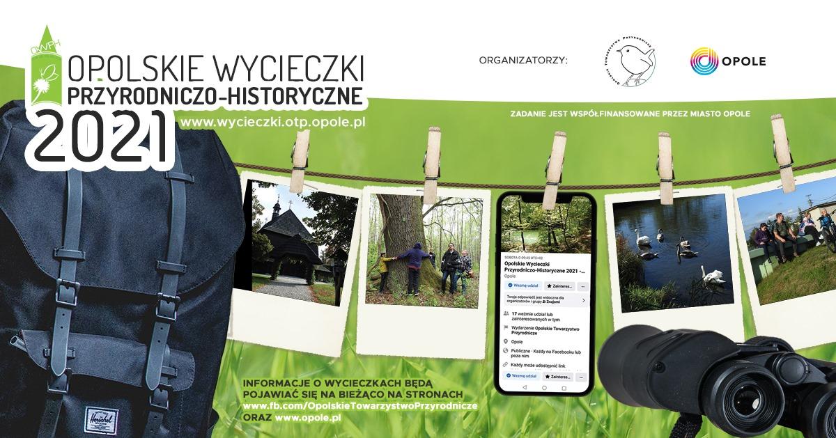 Rusza cykl Opolskich Wycieczek Przyrodniczo-Historycznych [fot. materiały organizatora]