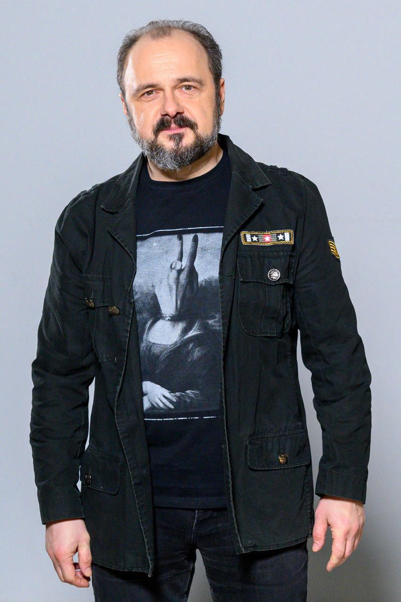Arkadiusz Jakubik [fot. Jacek Daszewski]