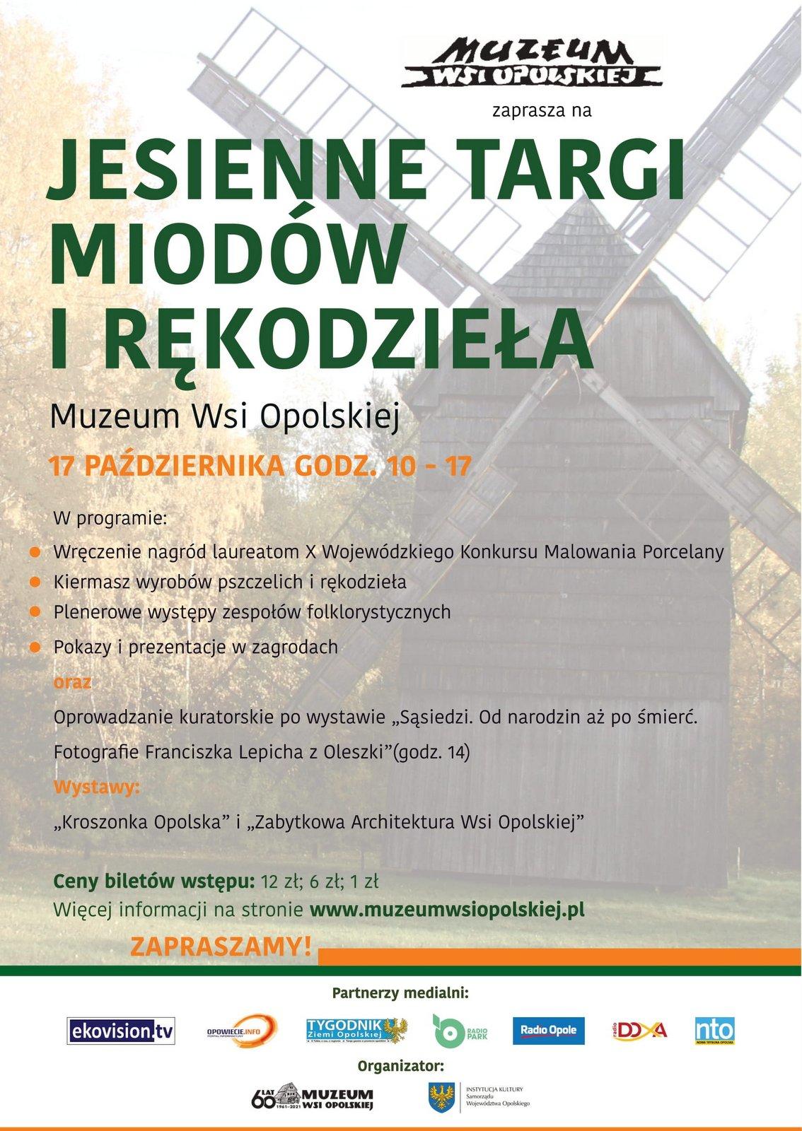 plakat A4 Muzeum Wsi Opolskiej -002